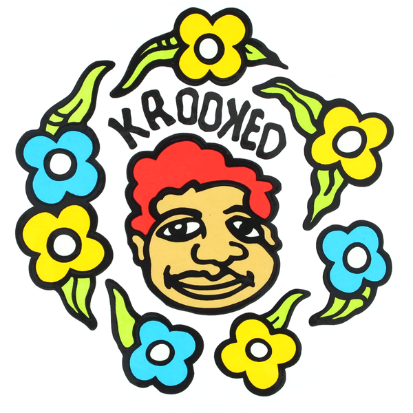 Krooked Sweatpants Md Decal Single