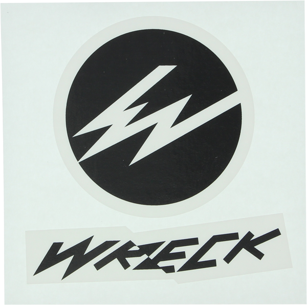 Wreck Stack Decal Single