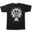 Dogtown t shirt cross logo
