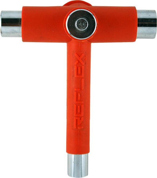 Reflex Utilitool-Orange/Chrome