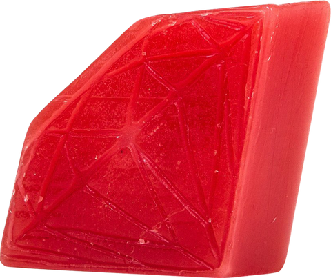 Diamond Brilliant Mini Wax Red Single