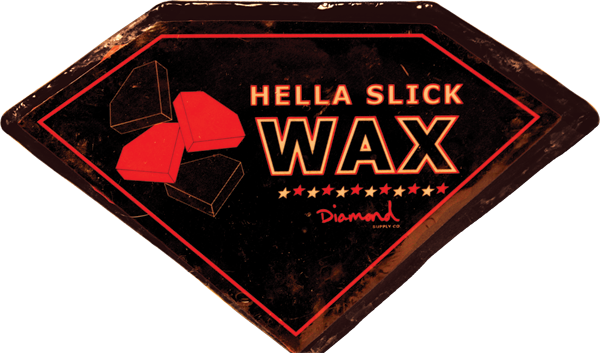 Diamond Hella Slick Wax Black