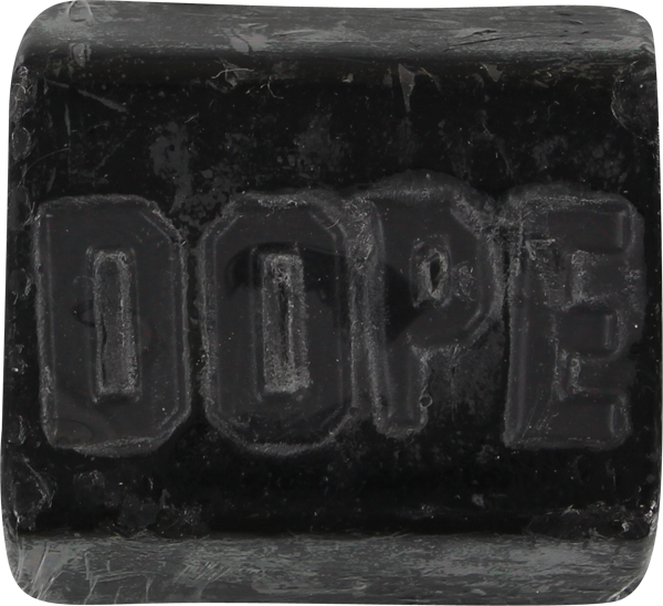 Dope Skate Wax Bar Black