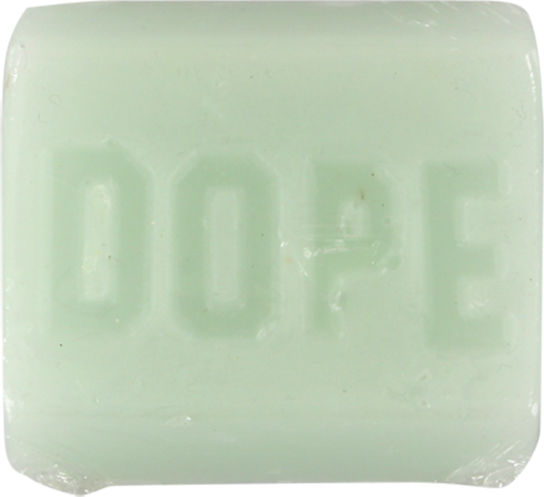 Dope Skate Wax Bar White