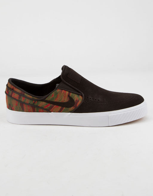 Nike SB Zoom Stefan Janoski Slip-On Premium  Velvet Brown/Multi Shoe