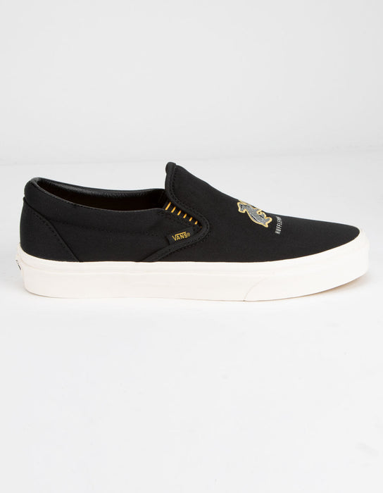 Vans X  Harry Potter Hufflepuff Classic Slip-On Men's Shoe