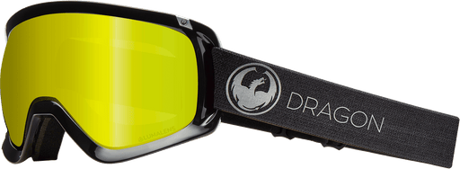 Dragon D3 OTG Photochromic Goggles - Echo/Photochromic Yellow (2019)
