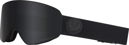 Dragon PXV Goggles - Knightrider with Dark Smoke + Flash Blue + Rose (2020)