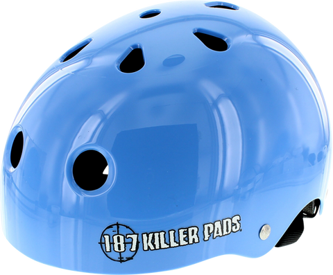 187 Pro Helmet M-Light Blue