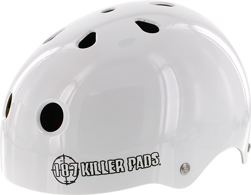 187 Pro Sweatsaver Helmet Xl-Gloss White