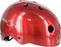 Protec (Cpsc)Classic Red Flake-Xs Helmet