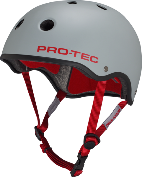 Protec Hassan Classic S-Grey/Red