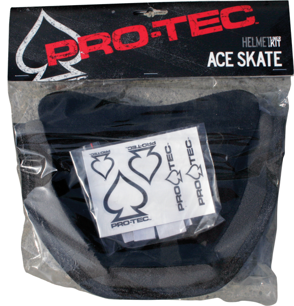 Protec Ace Liner Kit S-Black