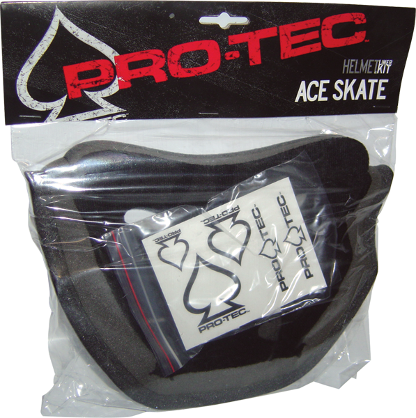 Protec Ace Liner Kit S-Black Wrap