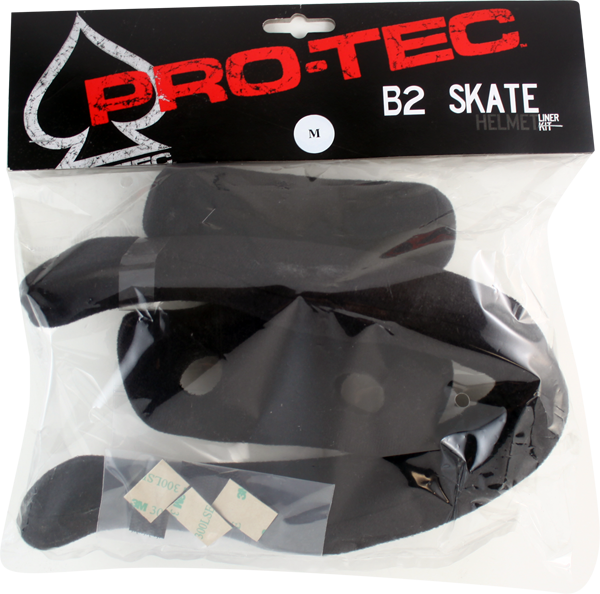 Protec B2 Liner Kit Xl-Black Wrap