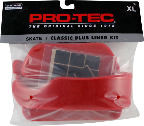Protec Lasek Classic Liner Kit Xl-Red