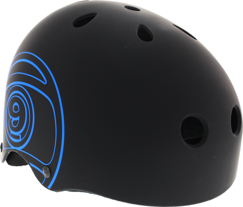 Sec9 Logic Iii Helmet M-Black/Blue
