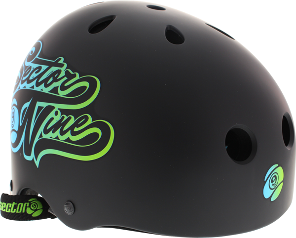 Sec9 Rally Helmet S-Black