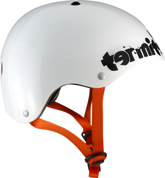 Termite Youth Helmet Jr/Sm-White Eps Foam