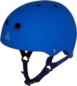 T8 Helmet Royal Rubber Xs