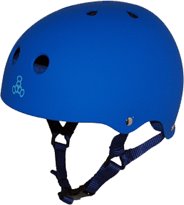 T8 Helmet Royal Rubber Xl
