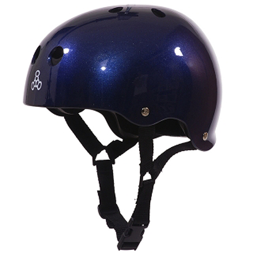 T8 Helmet Blue Metallic/Std.Liner L