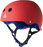 T8 Helmet Red Rubber/Blue M