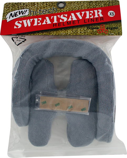 T8 Sweatsaver Helmet Liner Xl-Grey