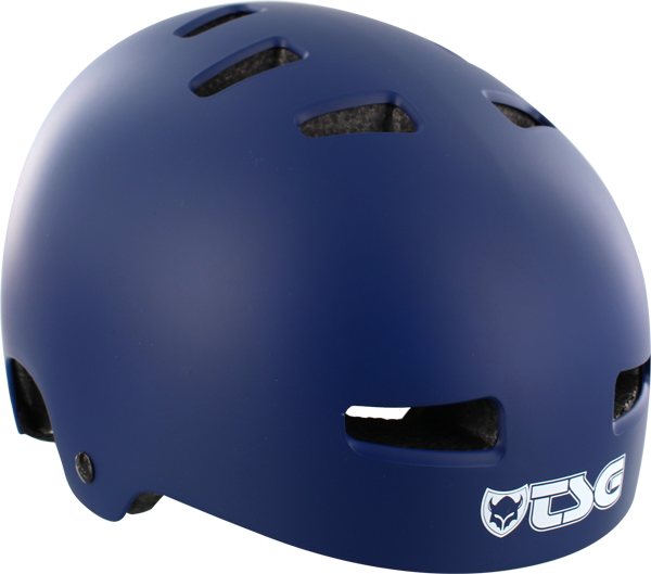 Tsg Evolution Helmet L/Xl-Flat Blue