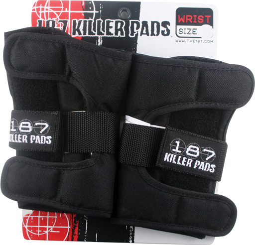 187 Wrist Guard Jr-Black
