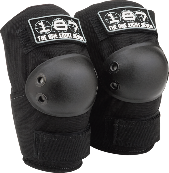 187 Standard Elbow Pads M-Black