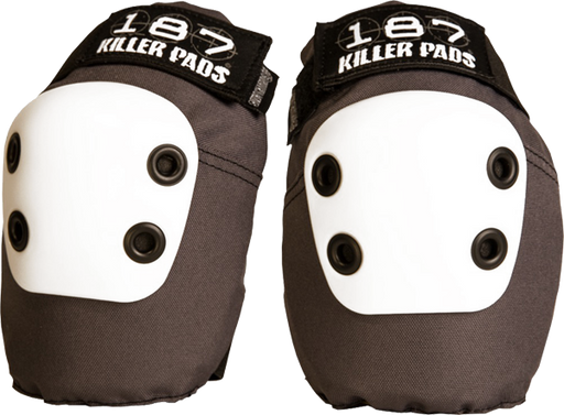 187 Slim Elbow Pads S-Dark Grey