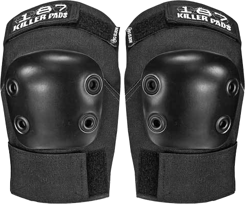 187 Pro Elbow Pads Xl-Black