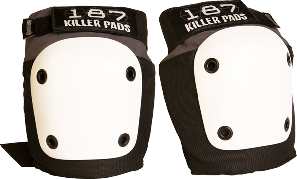 187 Fly Knee Pads L-Grey/Black