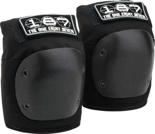 187 Fly Knee Pads Xl-Black