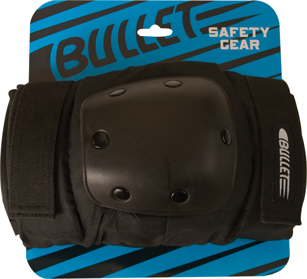 Bullet Elbow Pad S-Blk Ppp