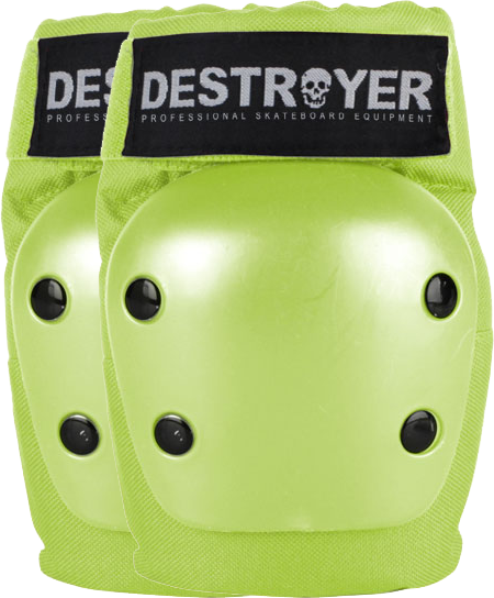 Destroyer Recreation Elbow Xl-Lime