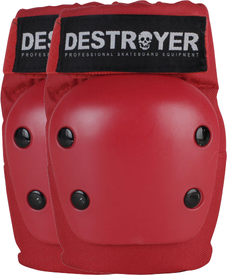 Destroyer Recreation Elbow Xl-Red