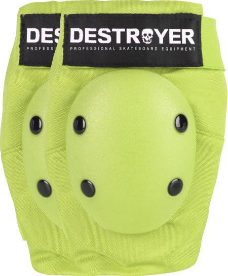 Destroyer Amateur Elbow Xl-Lime