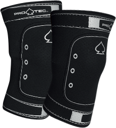 Protec Knee Gasket Xs-Black