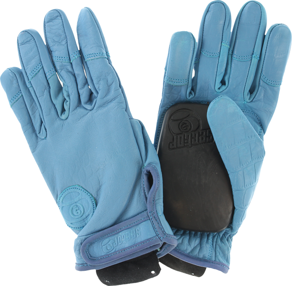 Sec9 Driver Ii Slide Gloves S/M-Lt.Blue