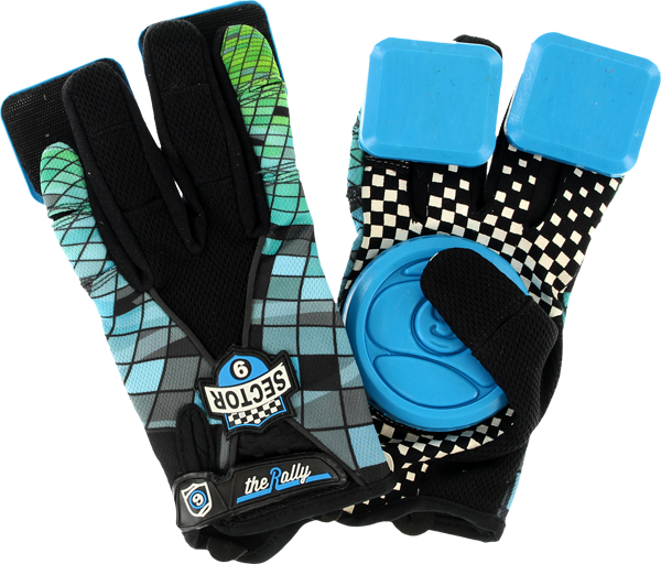 Sec9 Rally Slide Gloves Yth S/M-Cosmos