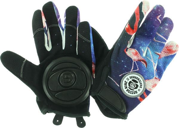 Sec9 Rush Slide Gloves Xs-Blk/Pink