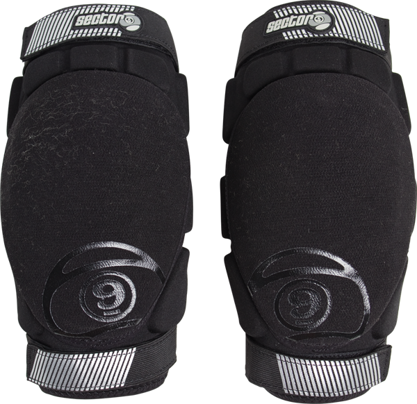 Sec9 Pression Elbow Pad L/Xl-Black
