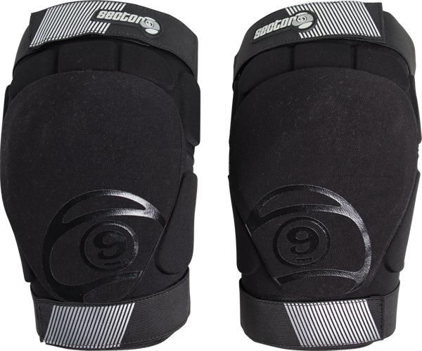 Sec9 Pression Knee Pad L/Xl-Black