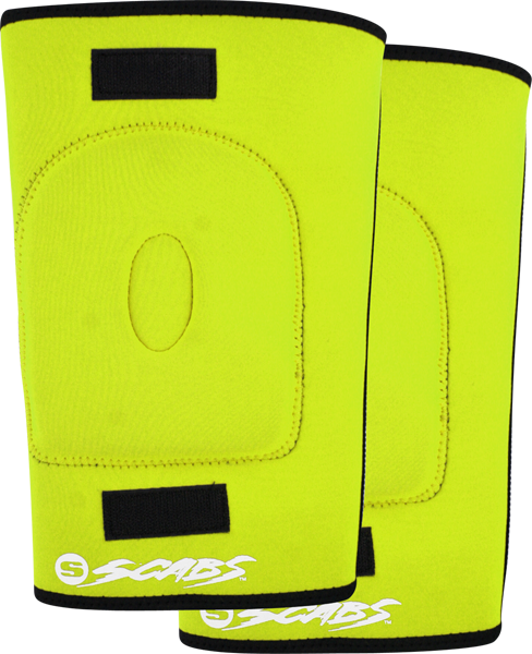 Smith Horseshoe Knee Gasket Xl-Yellow