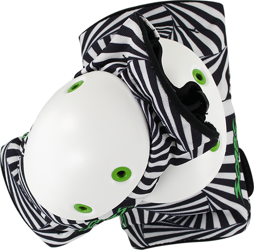 Smith Scabs Elite Elbow Pads Xs Hypno B&W