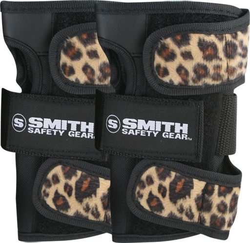 Smith Wrist Guard L-Leopard