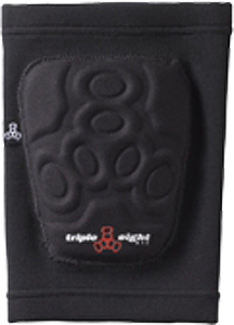 Triple 8 Covert Knee Pad L-Black