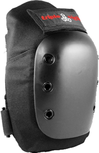 Triple 8 Kp-Pro Knee Pad S Black